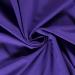 Cotton Linen Blend Fabric   Purple
