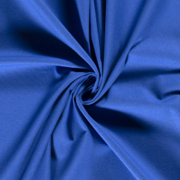 Cotton Linen Blend Fabric | Royal