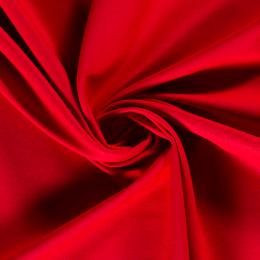 Cotton Linen Blend Fabric   Red