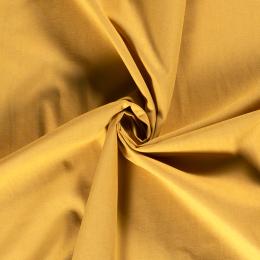 Cotton Linen Blend Fabric | Ochre