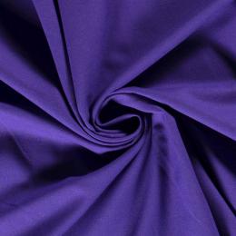 Cotton Linen Blend Fabric | Purple
