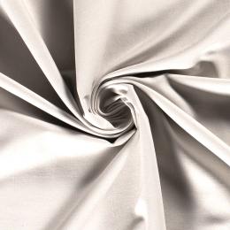 Cotton Linen Blend Fabric   Light Grey