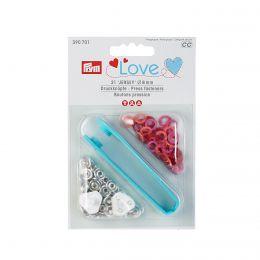 8mm Hots, Jersey Ring Press Fasteners & Tool | Prym Love