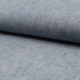 Georgio 100% Linen Fabric | Navy