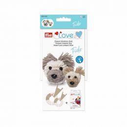 Pom Pom Template, Dog Fido | Prym Love