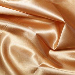 Satin Lining Fabric   Gold